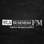 Дизайн для Business FM