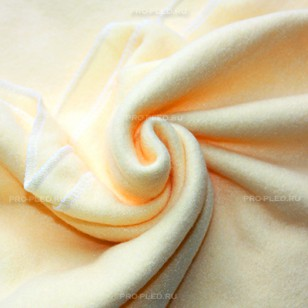 Плед флисовый Чайная роза