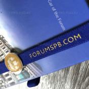 Дизайн для Forumspb.com