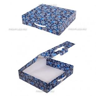 Коробка-чемоданчик с ручкой