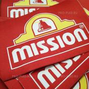 Дизайн для Mission Foods