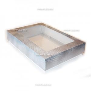Коробка с прямоугольным окном