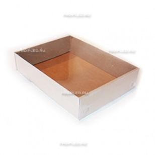 Коробка с прозрачной крышкой